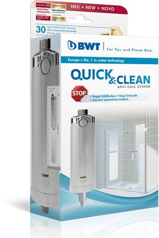 BWT Quick & Clean Filtersystem