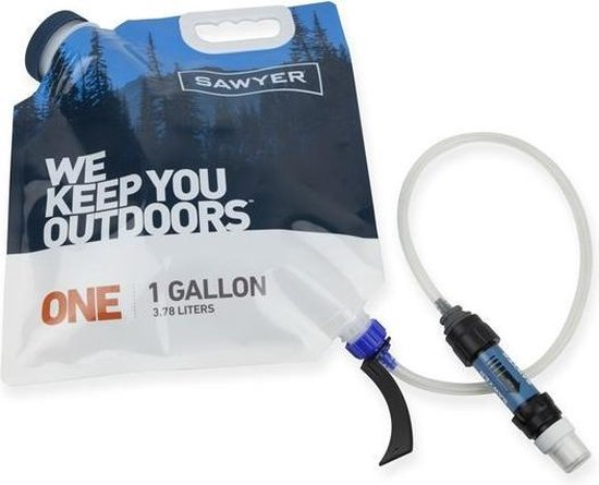 Sawyer Gravity Waterfilter Systeem