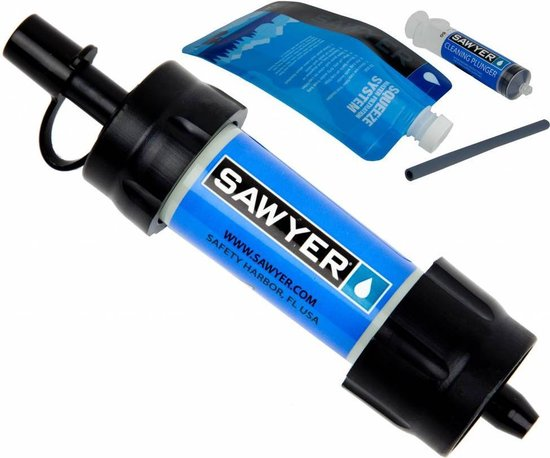 Sawyer Waterfilter SP128 - Mini - Blauw